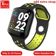 F8 Bluetooth Smart Watch Men Heart Rate Monitor Smart Bracelet 1.3inch Screen Steps Distance Calories Sports Wrist Watch(China)