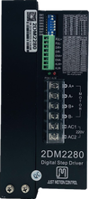 цена на 2DM2280 NEMA42 NEMA52 2 phase stepper motor driver 32bit DSP AC80-220V 8.2A JMC