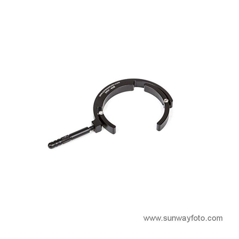 SUNWAYFOTO DRH-60 поддержка штатива быстросъемная пластина для телеобъектива поддержка фокусировочной Ручки поддержка объектива для DSLR