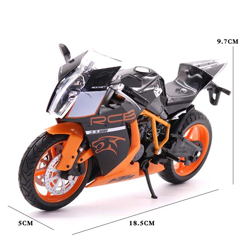 1:12 Alloy Motorcycle Model Toy Ninja Motorbike  Motorcycle Racing  Motorcycle Diecasts & Toy Vehicles Models Toys For Children