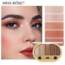 Miss rose тени для век с пересекающимися границами международная