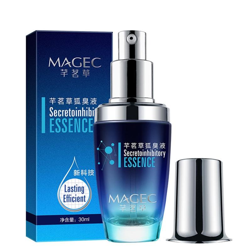 Underarm Hircismus Cleaner Spray Antiperspirant Deodorant Body Spray Body Odor Removal ZG88