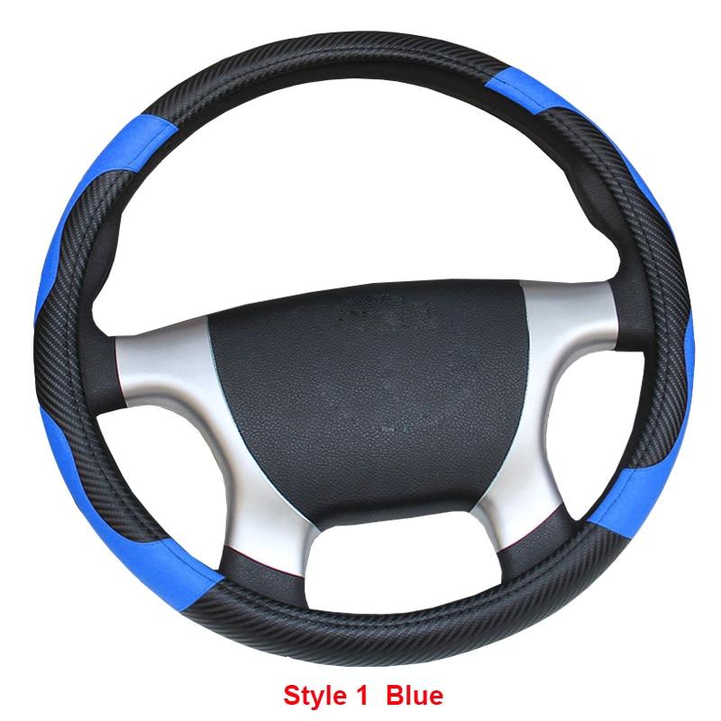 Para 36 38 40 42 45 47 50CM 7 Tamanhos à sua Escolha Para Auto Truck Car Steering-Roda estilo do carro Tampa Da Roda de Direcção Do Carro de Diâmetros
