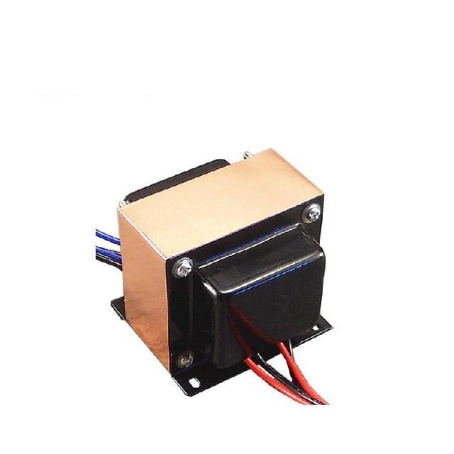 80VA (80 W) maison Audio EI transformateur de puissance double 325V double 3.15V carré amplificateur transformateur