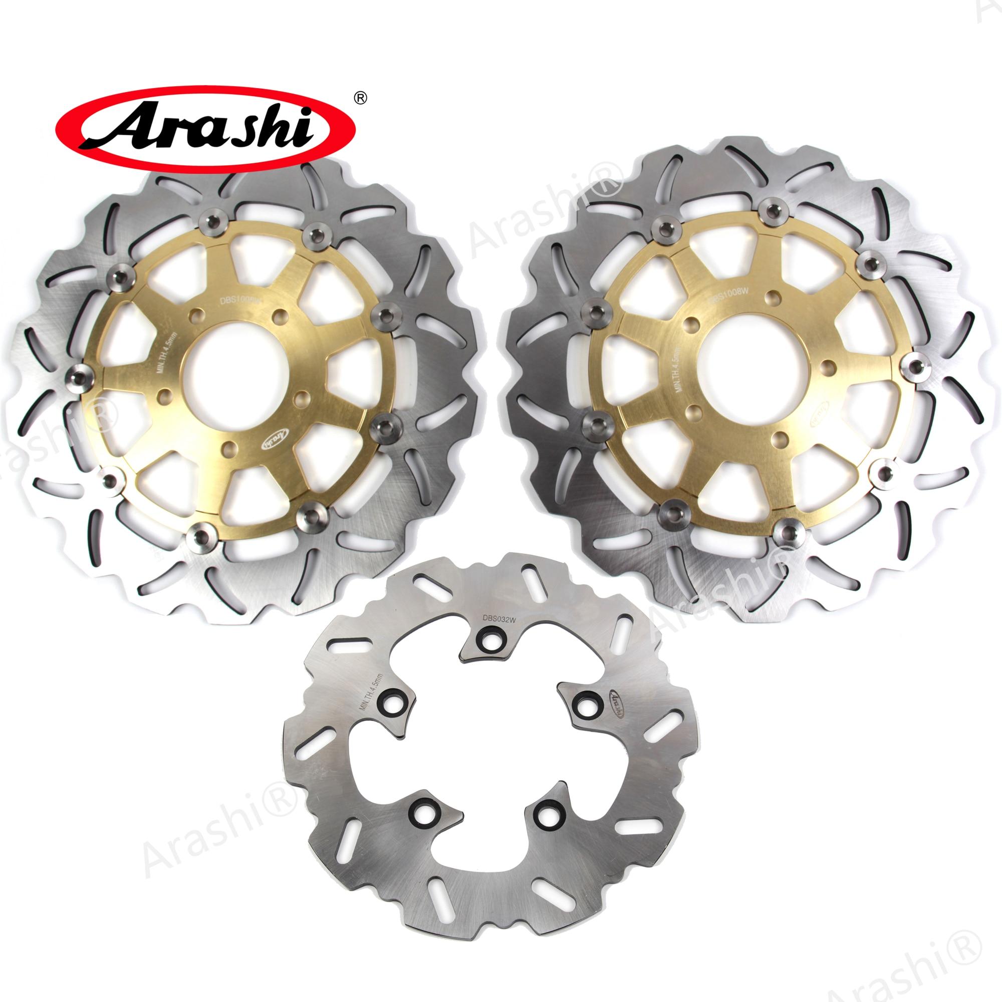 Ducati Disc Brake Pads 620 2003-2014 Front /& Rear 3 sets