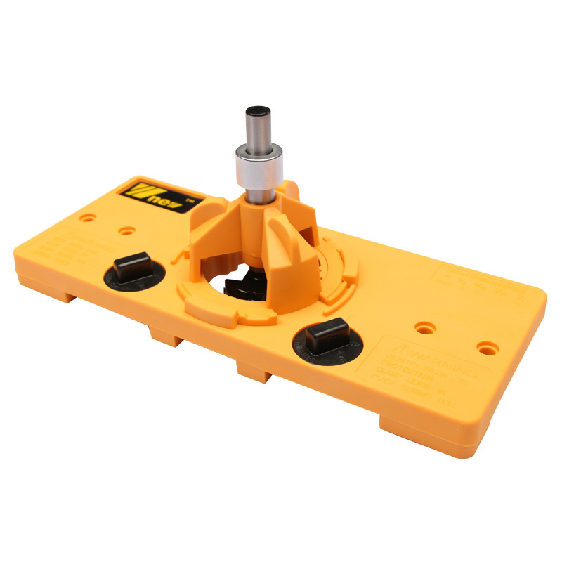Forstner Bit Wood Cutter Carpenter And 15-35MM Concealed Cup Style Hinge Jig Boring Hole Drill Guide Woodworking Tools DIY