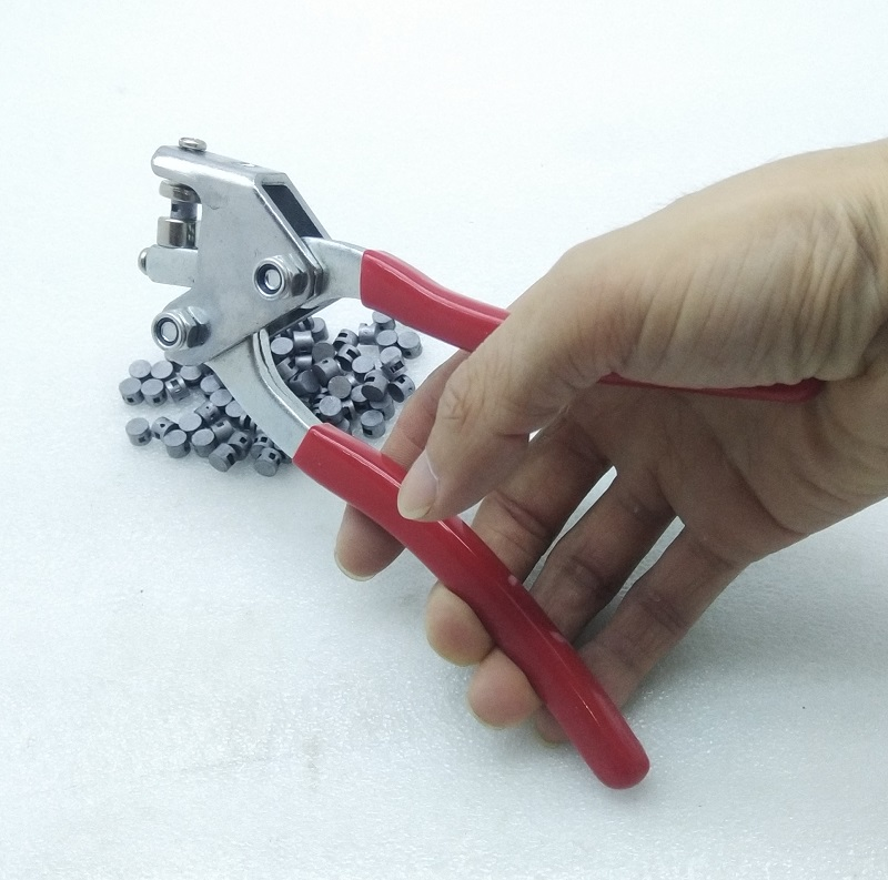 New Lead Seal Plier Sealed Beans Carve Words Mold For Anti-theft Seal Water Meter Electric Meter