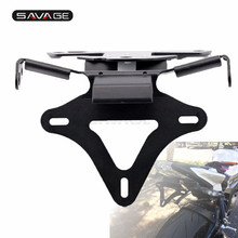License Plate Holder For BMW S1000RR 2017 2018 Accessories S1000R 2014 HP4 11 16 Tail Tidy Fender Eliminator Motorcycle Bracket