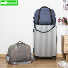 Oxford  Nylon Travel Bag Large Capacity Men Hand Luggage Travel Duffle Bags Nylon Weekend Bags Women Multifunctional Travel Bags