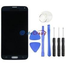 شاشة AMOLED LCD تعمل باللمس ، مع مجموعة استبدال ، تم اختبار 100% درجة ، لهاتف SAMSUNG Galaxy S5 NEO G903 G903F G903M ، أصلي