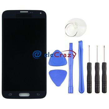 Original AMOLED for SAMSUNG Galaxy S5 NEO G903 G903F G903M LCD Display with Touch Screen Assembly Replacement Kit 100% Tested image