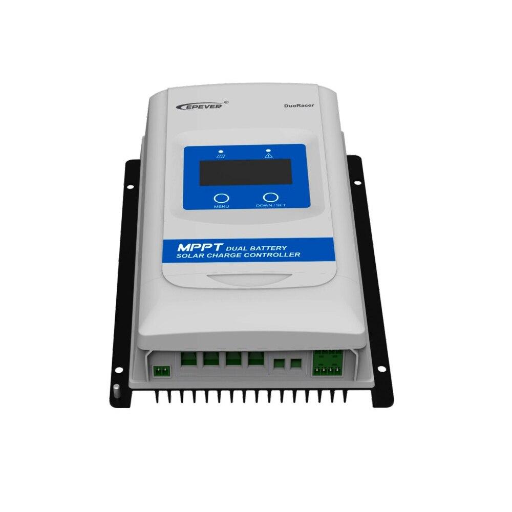 20a 30a carregador solar e controlador de
