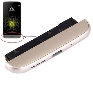 Image 2 - G5 하단 모듈 (충전 도크 + 마이크 + 스피커 링거 버저) lg g5/h840/h850/h845 휴대 전화 교체 부품