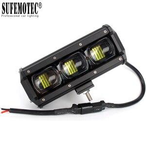 6D Lens 4x4 Off road LED Light