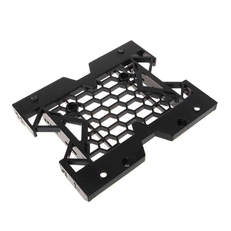 Desktop Chassis Optical Drive Bracket 5.25 to 3.5 inch 2.5 SSD Conversion Shelf