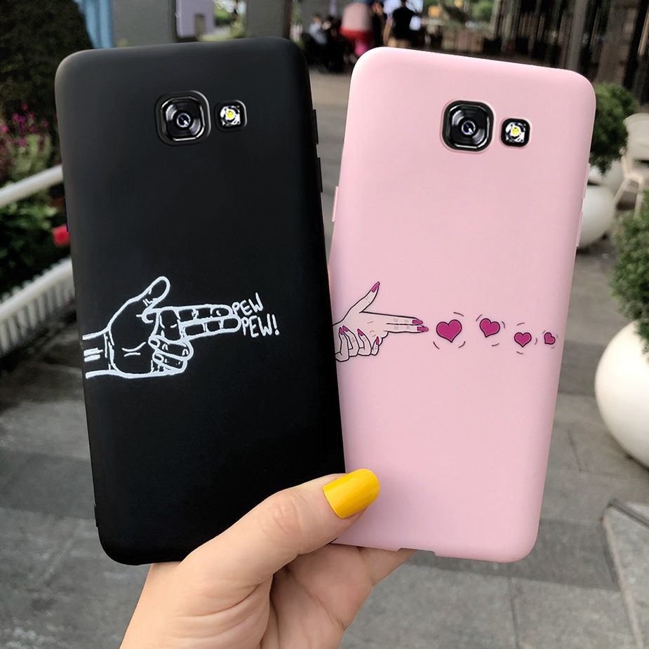 For <font><b>Samsung</b></font> <font><b>Galaxy</b></font> <font><b>A5</b></font> 2017 2016 A520 A510 F Case Silicone Cover 5.2'' Printing Case For <font><b>Samsung</b></font> A 5 2017 2016 A 520 <font><b>510</b></font> F Fundas image