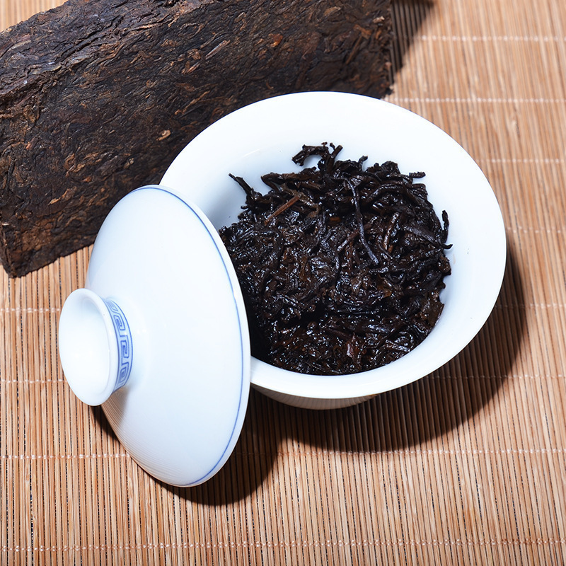 Image 4 - China Yunnan Oldest  Raw Puer Puerh Tea 250g Column Iceland Ancient Tree Detoxification Beauty Green Food For Health Care-in Teaware Sets from Home & Garden