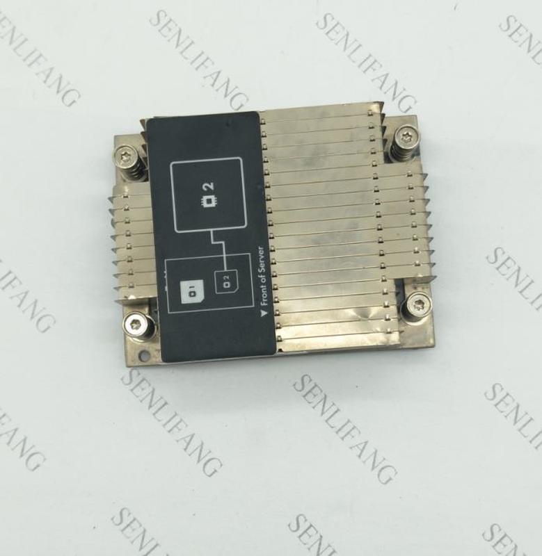 677056-001 668515-001 CPU Cooler For  DL160 GEN8 G8 SERVER HEATSINK 668515-001 HEATSINK Great Condition