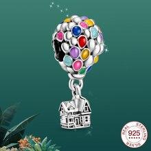 Новые летние 925 шарма стерлингового серебра шар подходят оригинальный