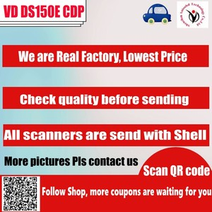 Image 5 - 2021 Hot sale OBD with bluetooth v5.0012 /2017.R3 keygen on cd vd ds150e cdp pro plus for delphis obd2 diagnostic scanner tools