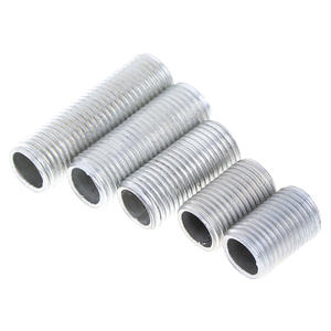 Screw-Lamp-Cap Thread Hollow-Threaded-Tube M10 10mm 5pcs Distance:1mm Fixing Outer-Diameter