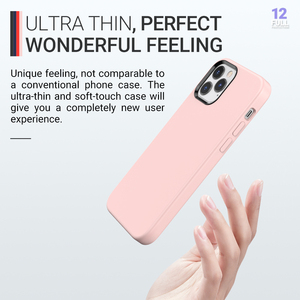 Image 2 - Hoco רך סיליקון מגן מקרה עבור iPhone 12 mini Pro 11 11Pro Max מקסימום כיסוי הגנת מעטפת סיליקון טלפון מגן צבעוני