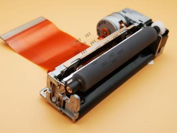 FTP-628MCL101 高品質プリントヘッドのためのサーマルプリンタ機構 58 ミリメートル受領プリントヘッド FTP-628MCL101 #50