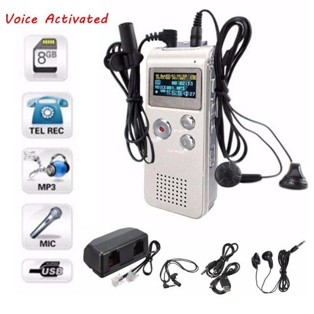 Portable Audio Recorder 1