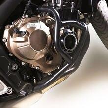 Защита бампера двигателя мотоцикла полосы защиты рамы ползунок