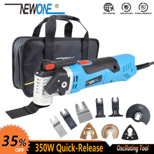 Trimmer Oscillating-Tool Renovator-Blades NEWONE Electric Wood-Cutting Quick-Release