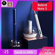 Bebird – bâtonnet d'oreille Intelligent Note 3, 1000W, pour nettoyage des oreilles, Endoscope, Mini caméra, Otoscope, boroscope