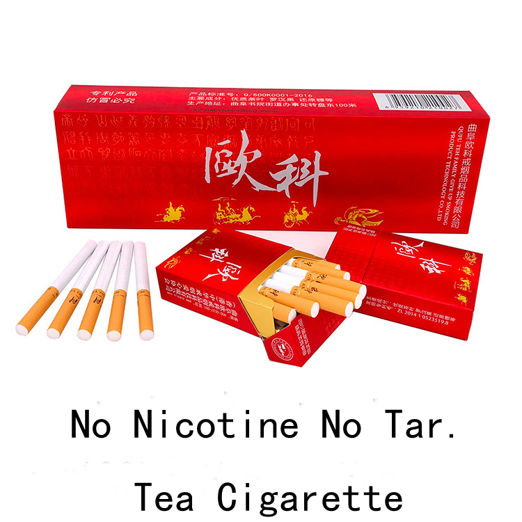 Cigarettes Herbal Clearing Lung To Quit Smoking Or No Nicotine & Tobacco Cigarettes Clear Lung