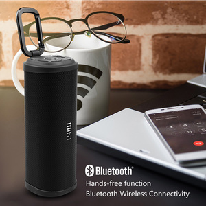 Image 4 - MIFA F5 haut parleur stéréo sans fil Bluetooth portable Bluetooth 4.0 haut parleurs extérieurs DSP 3D surround son stéréo Micro carte USB