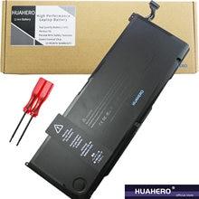 Huahero a1383 bateria para apple macbook pro 17