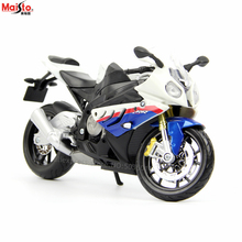 Maisto 1:12 BMW Tomahawk S1000RR Alloy motorcycle car model collection gift toy tool