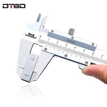 Stainless Steel Vernier Caliper 0-150mm 0-200mm 0-300mm 0.02mm Metal Calipers  Measuring Tools