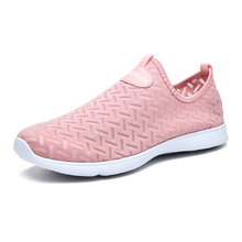 Tennis-Shoes Sneakers Trainers Platform Women Breathable Cool Jogging Zapatos-De-Mujer