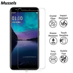 На Алиэкспресс купить стекло для смартфона 2.5d tempered glass for philips s562z screen protector 9h toughened scratch proof mobile phone film for philips s395 s257 cover