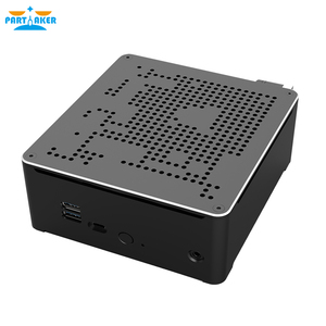 Image 3 - Partaker en oyun bilgisayarı Intel core i9 8950HK 6 çekirdekli 12 konuları 12M önbellek 14nm Nuc Mini PC Win10 Pro HDMI AC WiFi BT DDR4