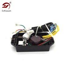 Ezhiyuan kipor gerador avr KI-DAVR-50S3 trifásico 5kw gerador regulador de tensão automático controlador de potência genset