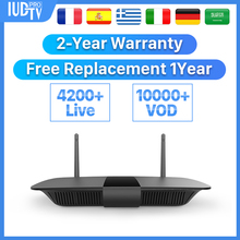 IPTV Nordic Box Android 8.1 Set Top Box IUDTVPro IPTV 1 Year Germany Italy Spain Sweden Portugal Turkey IPTV Subscription Box anewkodi mag250 linux system iptv set top box with usb wifi spain portugal turkish netherlands sweden french mag250 iptv account