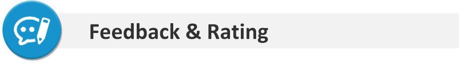 011-Feedback Rating