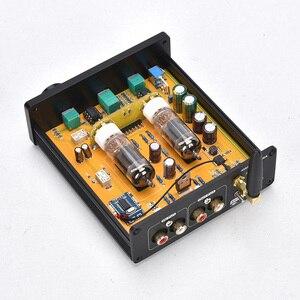 Image 3 - 6J5 Van Ống Khuếch Đại Preamp Tiền Khuếch Đại Âm Thanh Không Dây Bluetooth 5.0 Âm Thanh Stereo Tai Nghe Bass Treble Âm Rạp Hát Tại Nhà