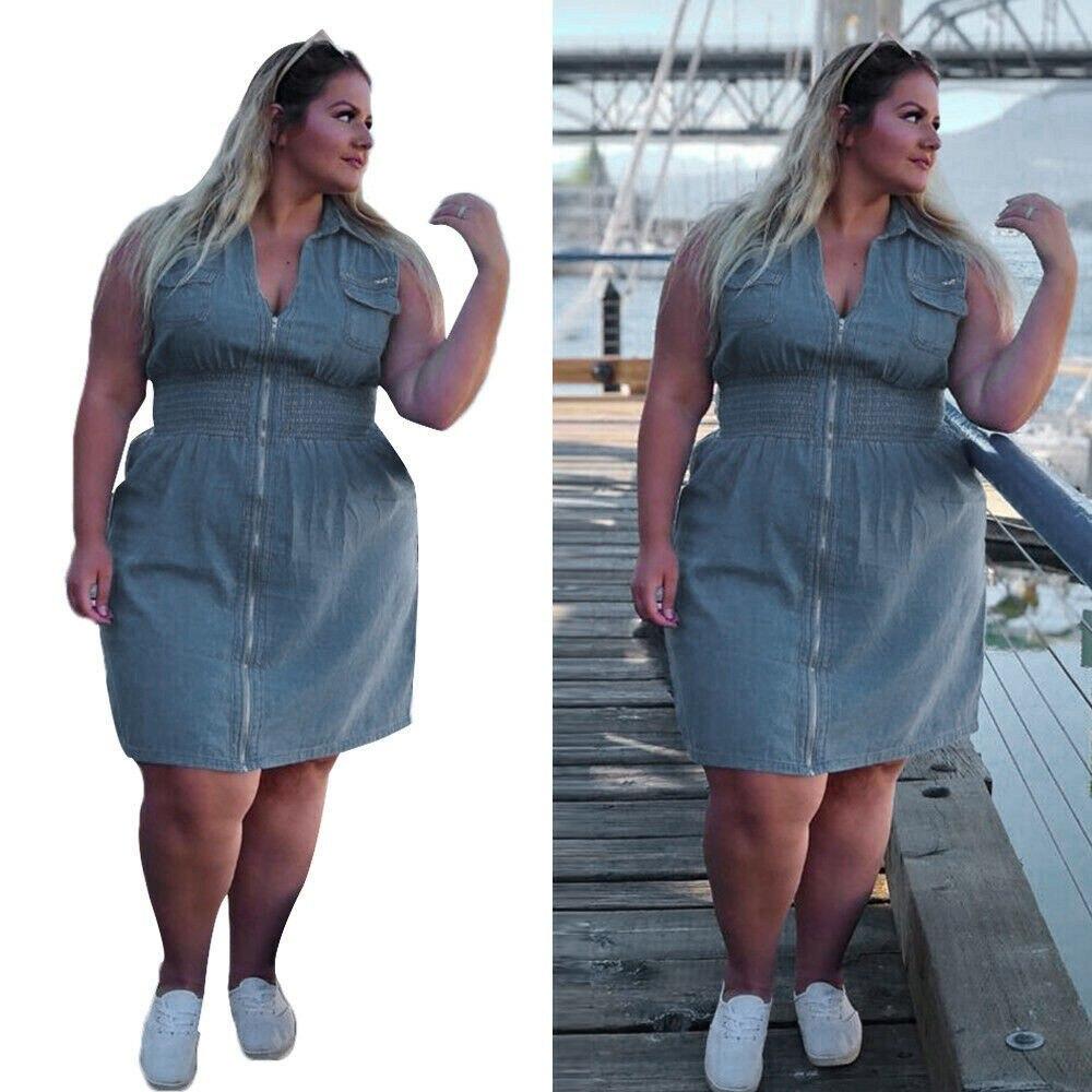 mulheres verão sem mangas zip up casual
