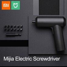 Xiaomi Mijia Không Dây Sạc Điện Tua Vít 3.6V 2000 MAh Li ion 5N. M Điện Máy Vặn Vít 12 S2 Vít Bit