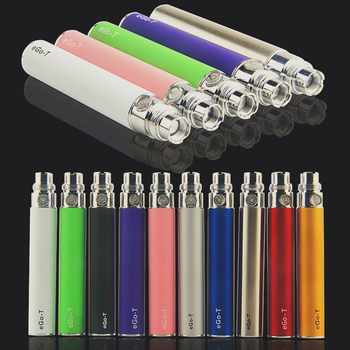 eGo-T 510 Thread Vaporizador Battery Body 1100 mAh 900 mAh 650 mAh Vape Mod ego E Cigarette Pen Match h2 mt3 ce4 ce5 tank 1Pcs image