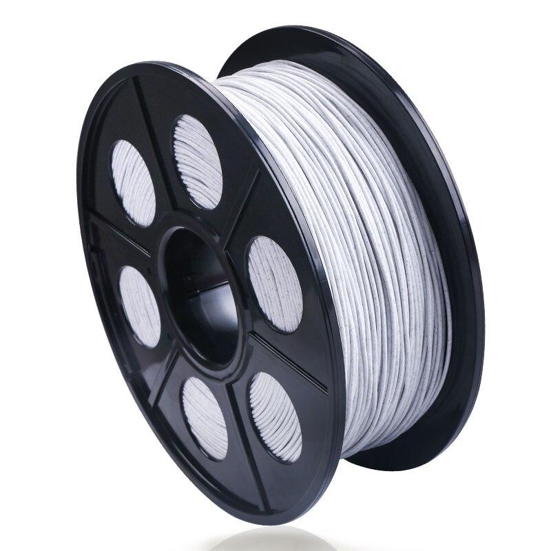KCAMEL мраморная нить для 3D-принтера 1,75 мм 1 кг 100% без пузырьков с катушкой высокое качество