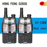 2 PCS BaoFeng UV 5RA Dual Band 136 174/400 520 MHz FM Ham Two Way Radio,Transceiver, Professional CB Radio Station Walkie Talkie