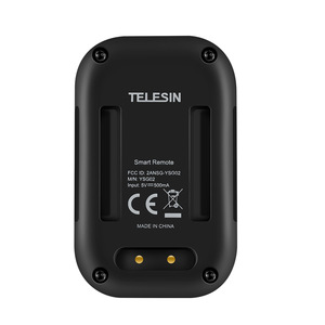 Image 5 - TELESIN Wifi Remote Control with Charger Cable Wrist Strap 80M Waterproof Remote Shutter for Gopro Hero Black 7 6 5 3 Accessory