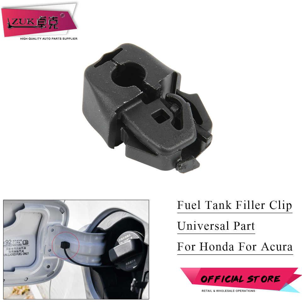 Zuk Fuel Tank Filler Cap Clips Oil Tank Cover Fastener For Honda Civic Accord Crv Fit Jazz City Odyssey For Acura Mdx Ilx Zdx Tl Aliexpress